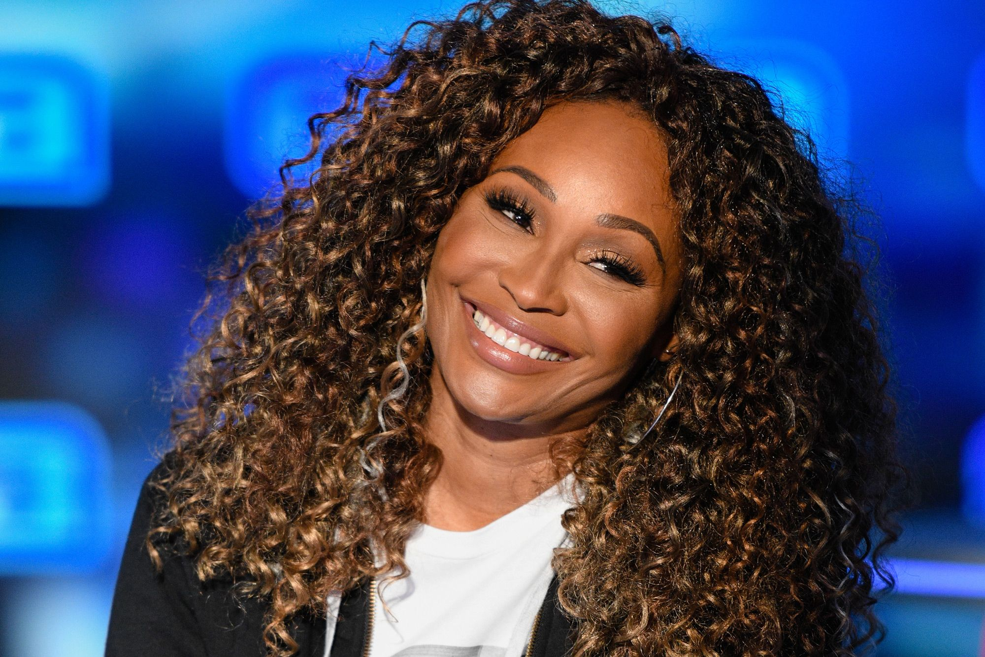 Cynthia Bailey Shows Fans How She Relaxes After A Long Flight