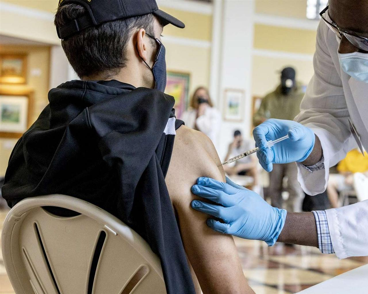 States see rise in unused vaccines as demand flattens, shifting focus to hesitancy